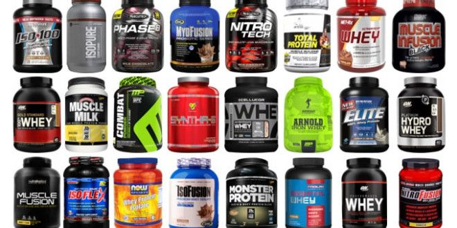 ✎ Best Protein Supplement For Muscle Gain
