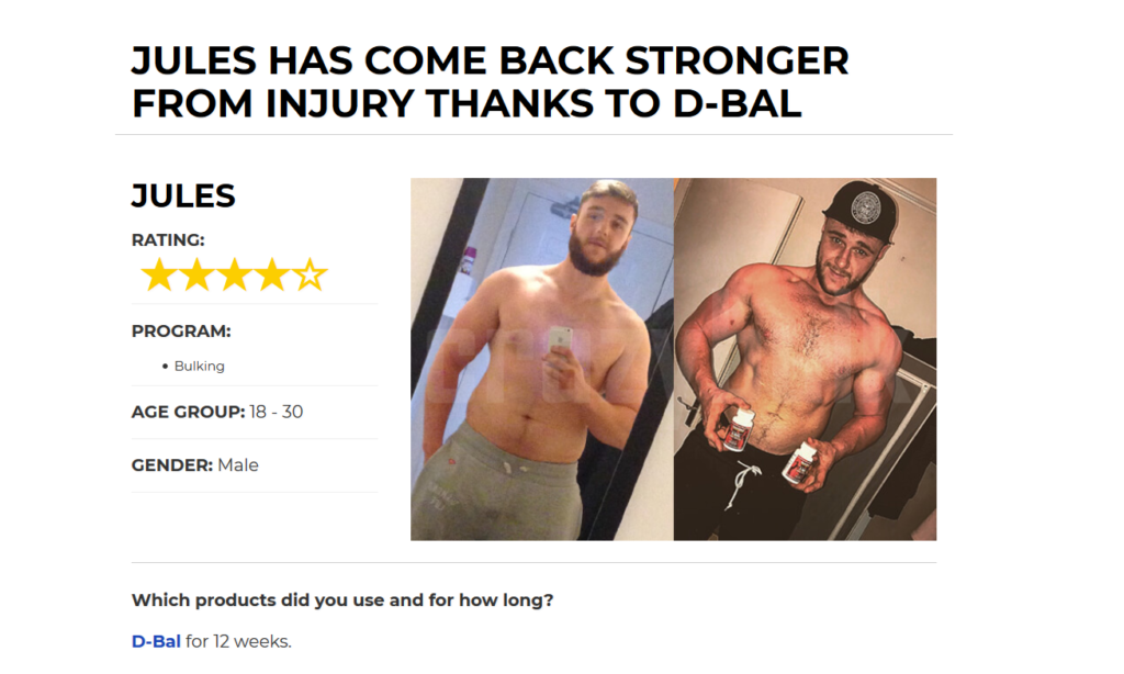 -Bal Reviews and Testimonials
