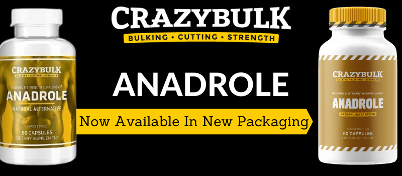 Anadrole Review (2020) – Legal Anadrol Effective & Quick Muscle Gain
