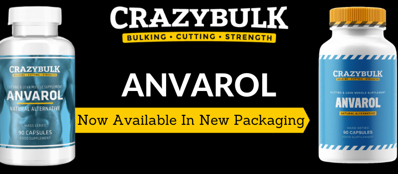 Crazy Bulk Anvarol Review – 2021 – Safe Alternative To The Popular Cutting Steroid Anavar