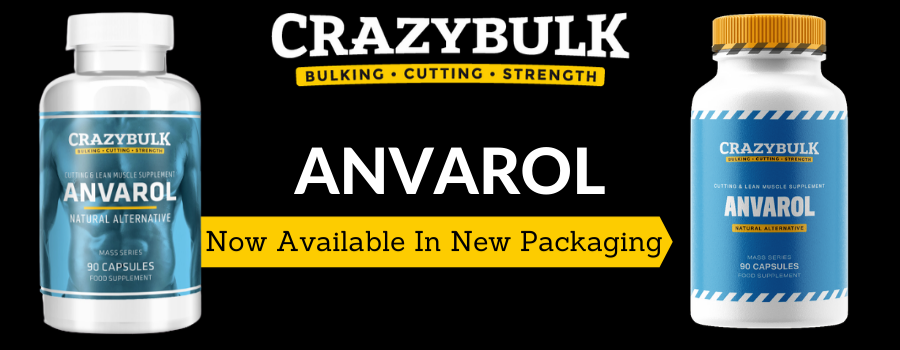 Crazy Bulk Anvarol Review – 2021 – Safe Alternative To The Popular Cutting Steroid Anavar