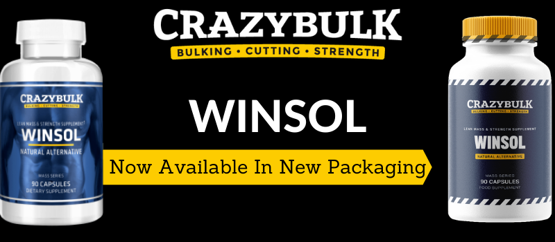 Winsol Review (2020) – Best Legal Alternative to Winstrol (Stanozolol)