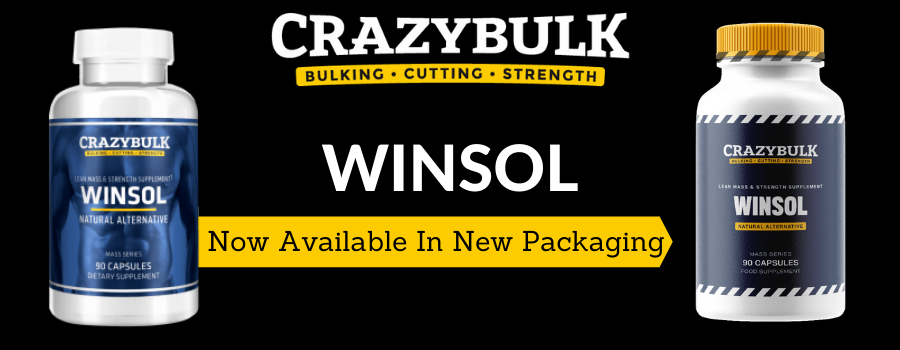 Winsol Review (2021) – Best Legal Alternative to Winstrol (Stanozolol)