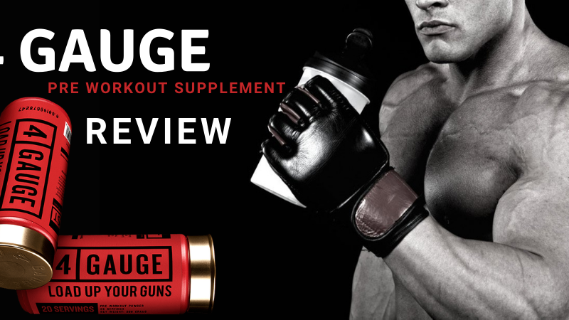 4 Gauge Pre Workout Review 2021 – Is It Really The Best On The Market?